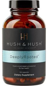 Picture of Hush&Hush Deeply Rooted Capelli e Unghie 120 Capsule
